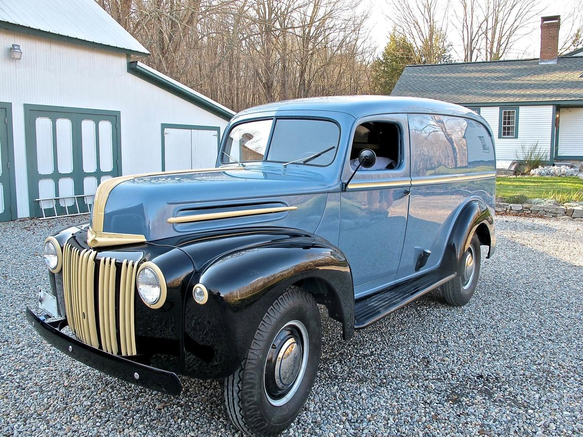 Early Ford V8 Classifieds