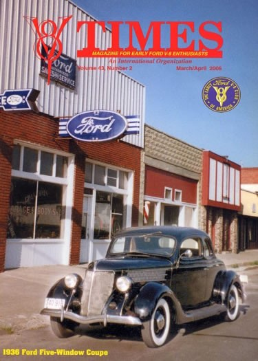 Palm Coast Ford >> Welcome to Early Ford V8 Club of America